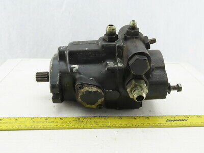 Eaton 70144rbh02 1.24cid Hydraulic Variable Piston Pump