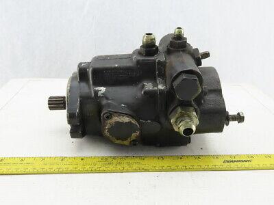 Eaton 70144rbh02 1.24cid Hydraulic Variable Piston Pump