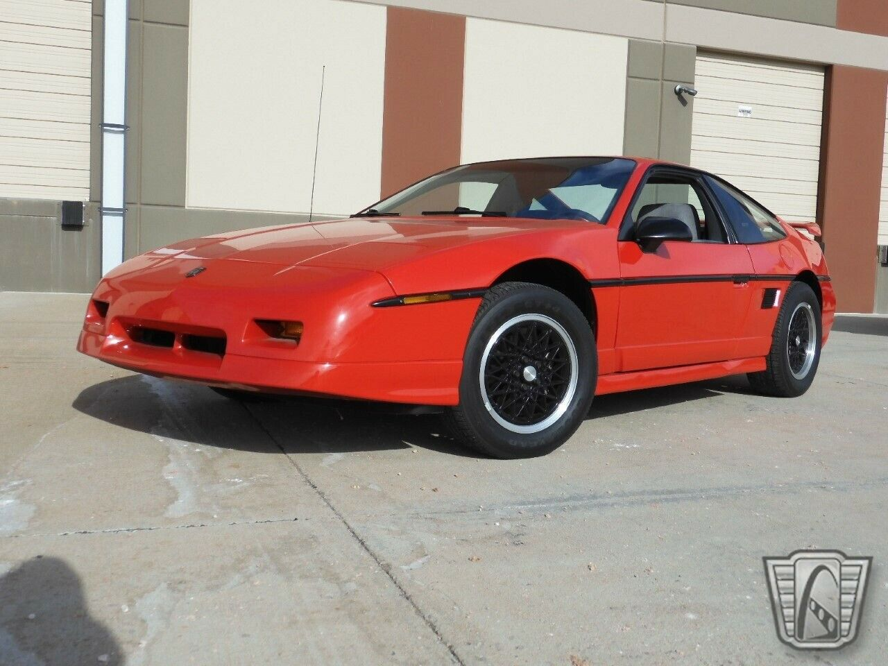 1988 Pontiac Fiero Gt Ebay