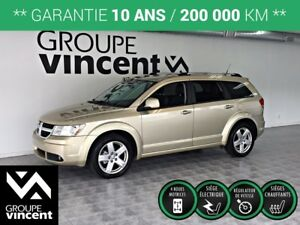 2010 Dodge Journey R/T AWD **GARANTIE 10 ANS**