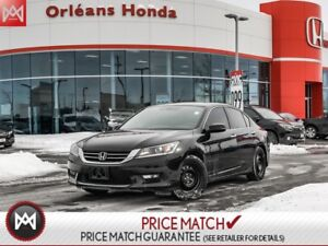2015 Honda Accord EX-LEATHER INTERIOR,POWER SEATS, SUNROOF,HEATE