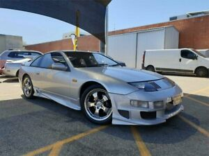 1991 Nissan 300ZX Targa Silver 4 Speed Automatic Coupe Osborne Park Stirling Area Preview