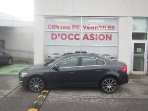 2015 Volvo S60 T6 Premier Plus T6 AWD LEATHER + ROOF