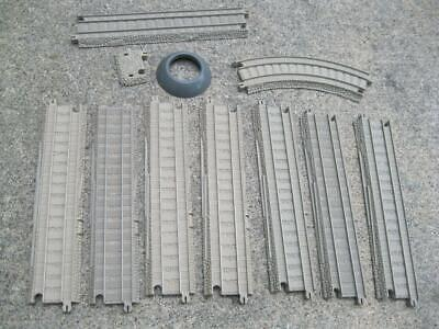 Lot Beige Straight/Curved/End TRACK THOMAS THE TRAIN TRACKMASTER EXPANSION PACK
