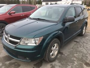 2009 Dodge Journey SE FWD Winter tires included