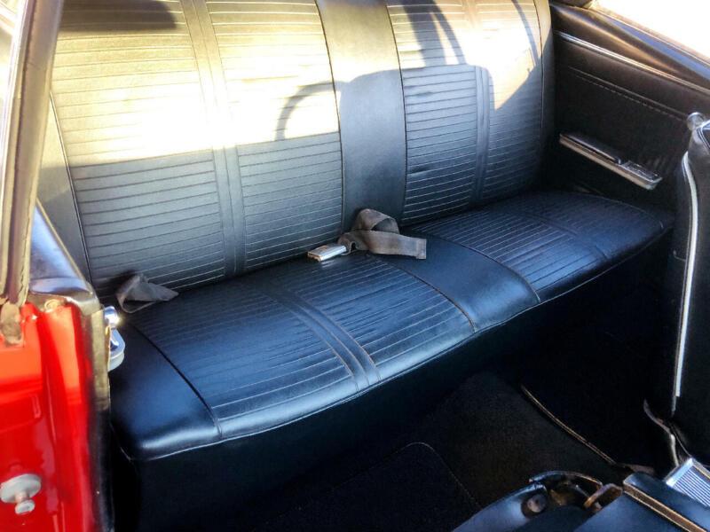 Image 12 Voiture Américaine de collection Pontiac GTO 1966