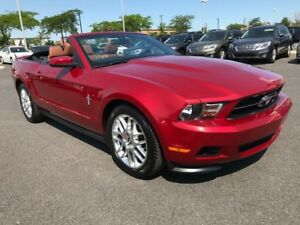 2012 Ford Mustang V6 Premium Decapotable