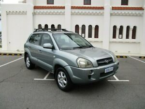 2005 HYUNDAI TUCSON ELITE  AUTOMATIC 4X4 2.7L V6 WITH 1 YEAR WARRANTY !!! Victoria Park Victoria Park Area Preview