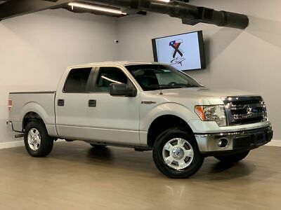 2013 Ford F-150 XLT 4x2 4dr SuperCrew Styleside 5.5 ft. SB 2013 Ford F-150 XLT 4x2 4dr SuperCrew Styleside 5.5 ft. SB