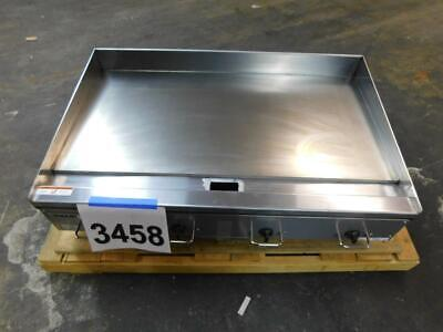 3458 New Sd - Vulcan Rapid Recovery Heavy Duty Electric Griddle Model Rre48e-1