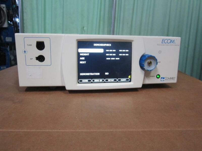 ConMed ECOM Endotracheal Cardiac Output Monitor