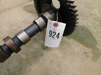 John Deere 4020 Diesel Tractor Cam Shaft Part R33778r Tag 924