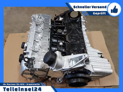 Mercedes W209 CLK 270 CDI 612.967 612967 125KW 170PS Motor Triebwerk ÜBERHOLT