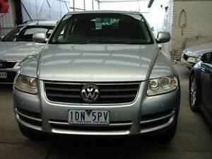 2005 Volkswagen Touareg Wagon Coburg North Moreland Area Preview