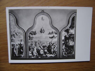 CP carte postale Postcard LUCAS VAN LEYDEN HET LAATSTE OORDEEL LAKENHAL LEIDEN