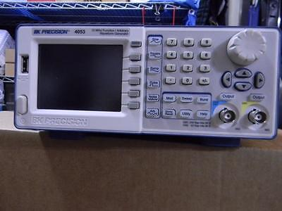 Bk Precision 4053 Func- Arbitrary Waveform Generator  Calibrated