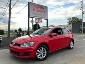 2015 Volkswagen Golf 1.8 TSI - TRENDLINE - LOW KM'S | $53 WEEKLY