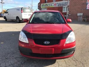 2009 Kia Rio NO ACCIDENT/SAFETY/WARRANTY INCLUDED