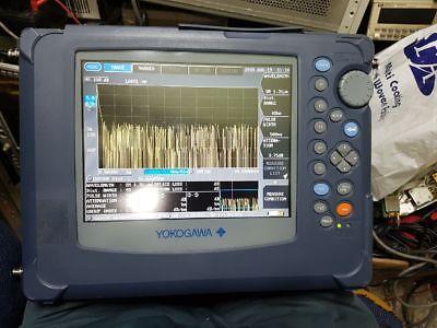 Yokogawa Aq7260 Otdr Optical Time Domain Reflectometer