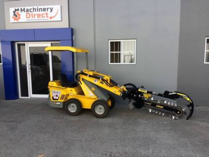 New Ozziquip Puma Loader with Trenchers GOLD COAST