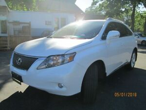 2012 Lexus RX 350 Leather