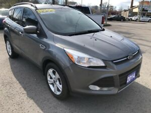 2014 Ford Escape SE, 4Wheel Drive