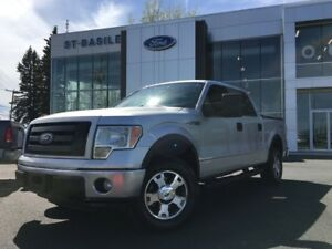 2010 Ford F-150 5.4L / 4X4 / FX4, Bluetooth 124$ weekly / 36 mon