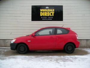 2009 Hyundai Accent 3-DOOR AUTO HATCH