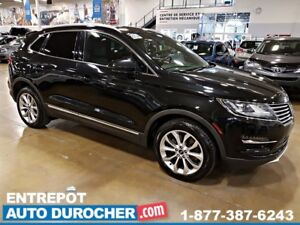 2015 Lincoln MKC 2.0L AWD Automatique - NAVIGATION - CUIR - A/C