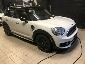 2017 MINI Cooper S Countryman SUNROOF L.E.D LIGHTS PACKAGE AWD K
