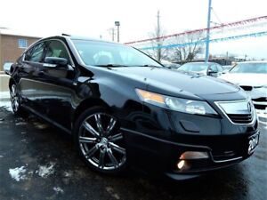 2014 Acura TL A-SPEC SH-AWD | LEATHER.ROOF | ONE OWNER