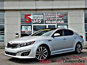 2015 Kia Optima 2015**SX Turbo**GPS**TOIT PANO**CUIR**FULL LOAD