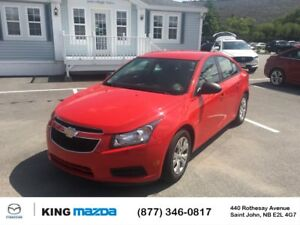2014 Chevrolet Cruze 2LS- $98 B/W CD PLAYER...GOOD ON GAS...POWE