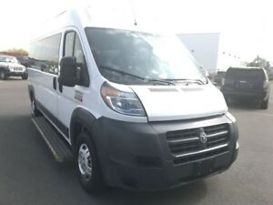 2016 RAM ProMaster 2500 High Roof 5 PASSENGER, CLOTH SEATS, FWD