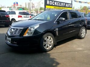 2014 Cadillac SRX AWD 4dr Luxury