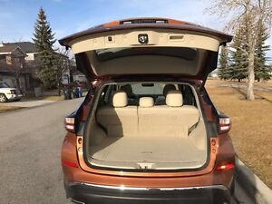 2015 NISSAN MURANO SL-ONLY 22000 kms