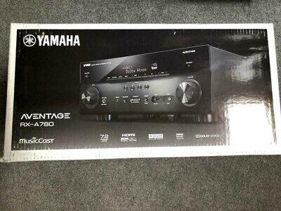 Yamaha RX-A780 AVENTAGE 7.2-Channel AV Receiver BRAND NEW Free Shipping! comprar usado  Enviando para Brazil