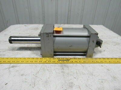 Milwaukee A-61 Pneumatic Cylinder 6 Bore X 6-38 Stroke 6-34 Extended Rod