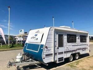 1998 Jayco Westport 18' Rockingham Rockingham Area Preview