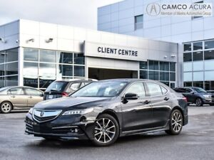 2015 Acura TLX V6 Elite with A-Spec Kit!