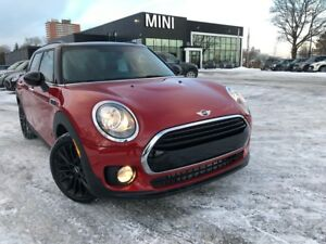 "2018 MINI Cooper Clubman NAVI, CAMERA, 17"" BLACK WHEELS, PA"