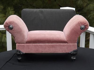 Viktorianisch Puppe Sofa Couch Sitz Sofa Loveseat American Puppe Möbel - Viktorianischen Sofa