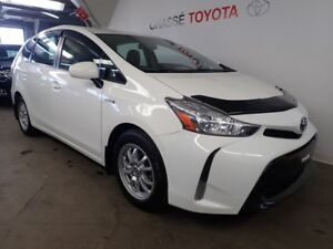 2015 Toyota Prius v GROUPE LUXE LEATHER, SUNROOF, BACK UP CAMERA