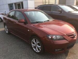 2008 Mazda Mazda3 MANUELLE