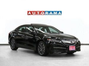 2016 Acura TLX AWD Leather Sunroof Backup Cam