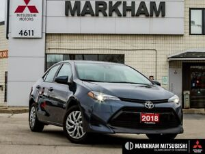 2018 Toyota Corolla LE - BACKUP CAMERA|EATED FRONT SEATS|CLEAN C