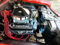 Miniature 22 Voiture Américaine de collection Pontiac GTO 1966