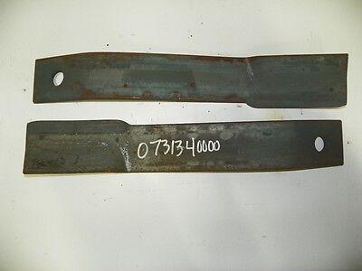 Servis Rhino 0731350000 Rotary Cutter Blades Set Of 2