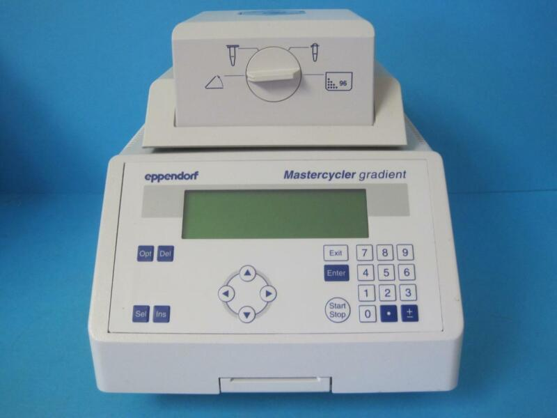 Eppendorf Mastercycler 5331 Personal Gradient DNA Thermal Cycler Tested Working