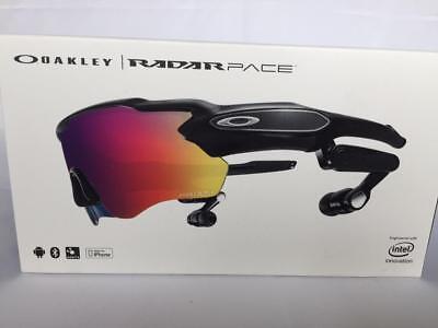 Oakley - Radar Pace Smart Eyewear - Polished Black